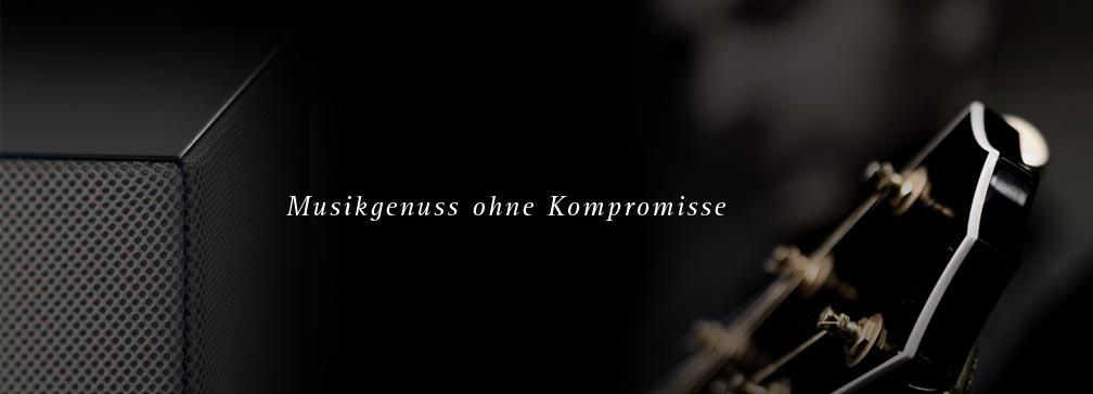 Musikgenuss ohne Kompromisse